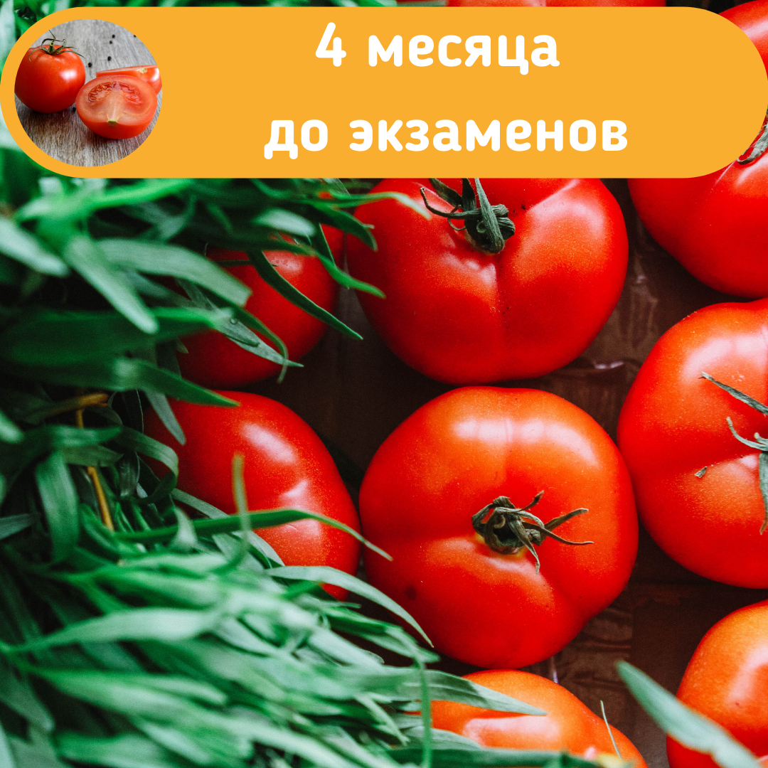 Посчитаем помидоры?